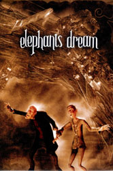 Plakát k filmu Elephants Dream